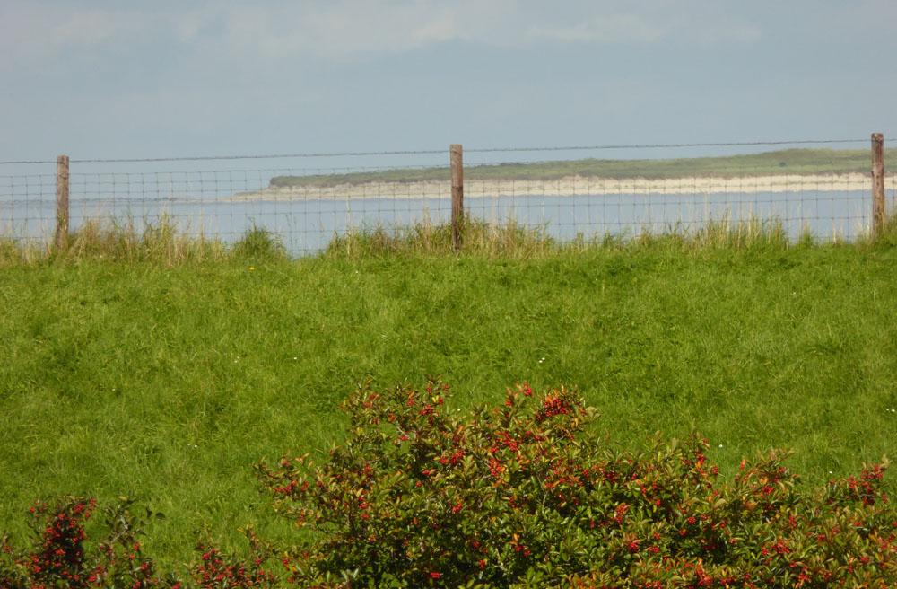 Ausblick auf die Nordsee