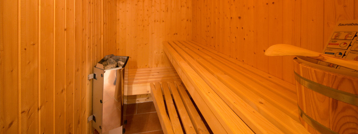 Ferienhaus an der Nordsee mit Sauna