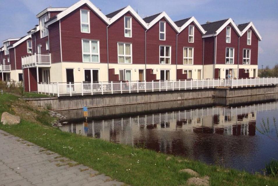 Lage Ferienhaus in Schillig