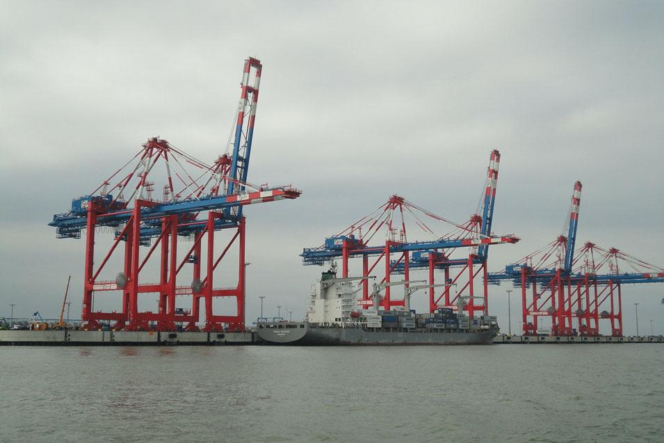 Urlaub an der Nordsee Ausflug nach Wilhelmshaven